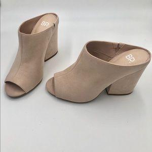 NEW BP Gretta Mule Sandal